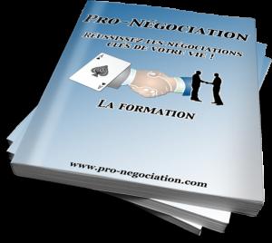 formation negociation
