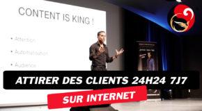Comment vendre sur internet et attirer des clients avec du contenu
