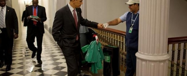 Voici comment vous pouvez obtenir un rendez-vous avec Barack Obama en utilisant la théorie des six degrés de séparation